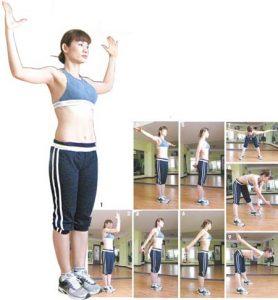 4 động tác giúp bờ vai mảnh mai và cánh tay thon gọn