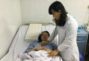 Ca mang thai trong lá lách đầu tiên ở Việt Nam